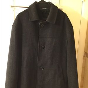 Men's Jones of New York Wool Top Coat